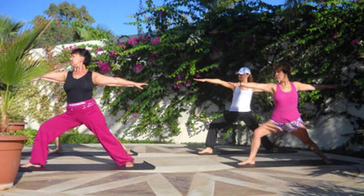 Фото к статье: Алена Мордовина о фитнес-туре в Тунисе. Начало