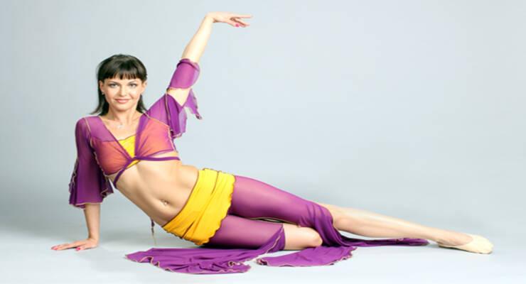 Фото к статье: «Танец живота для начинающих»