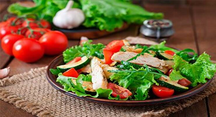 Фото к статье: Согревайся: рецепты лучших теплых салатов. Часть 2