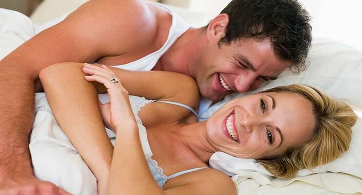 Фото к статье: Веселый секс: есть ли место шуткам в постели?