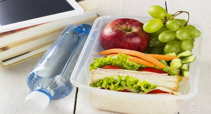 Фото к статье: Питание школьника: как собрать ланч-бокс