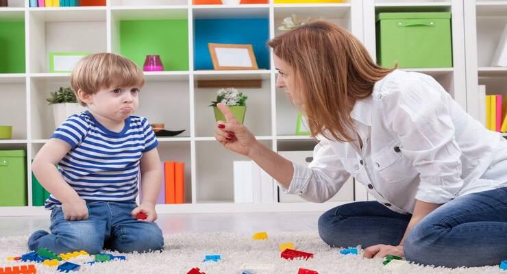 Фото к статье: Как мы программируем ребенка плохо себя вести