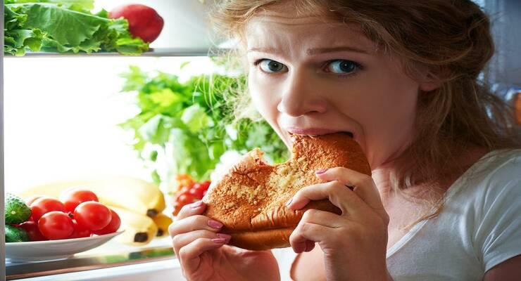 Фото к статье: Почему вам постоянно хочется есть: 6 главных причин