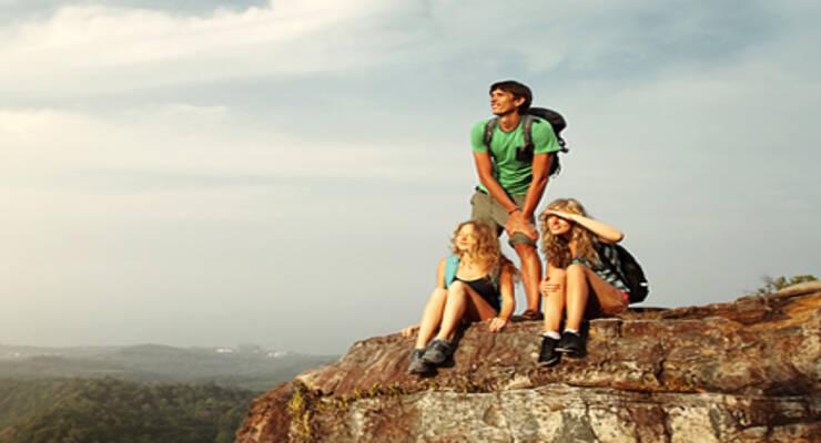 Фото к статье: Чего ждать от йога-тура или экспедиции к местам силы?