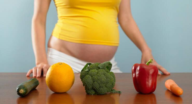Фото к статье: Как правильно полнеть во время беременности (МЕНЮ)