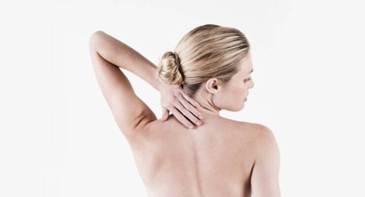 Фото к статье: Как избавиться от холки на шее (ФОТО)