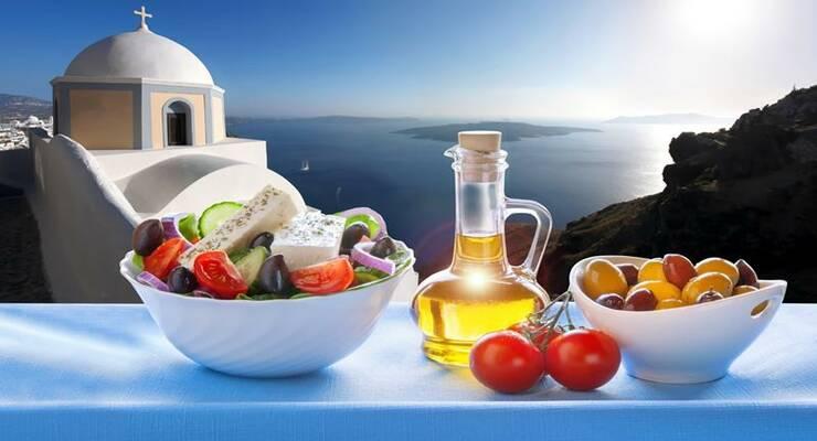 Фото к статье: Блюда греческой кухни для отпускного настроения