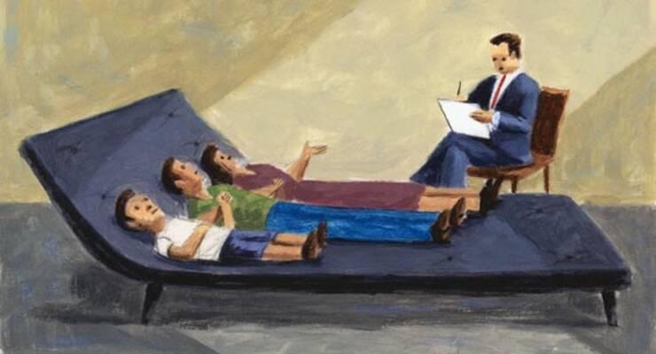 Фото к статье: Семейная психотерапия