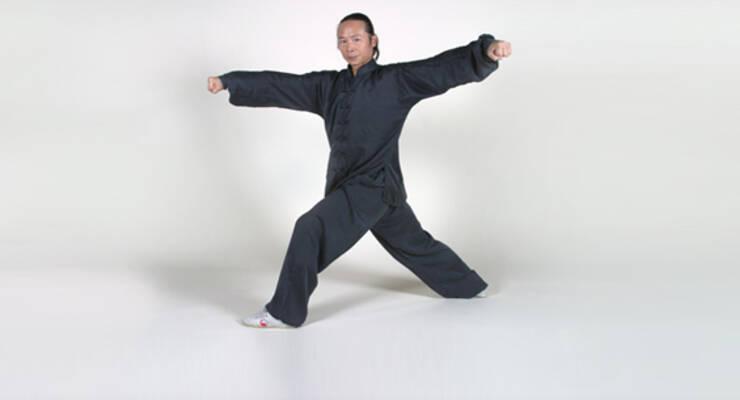 Фото к статье: «Китайская оздоровительная гимнастика»