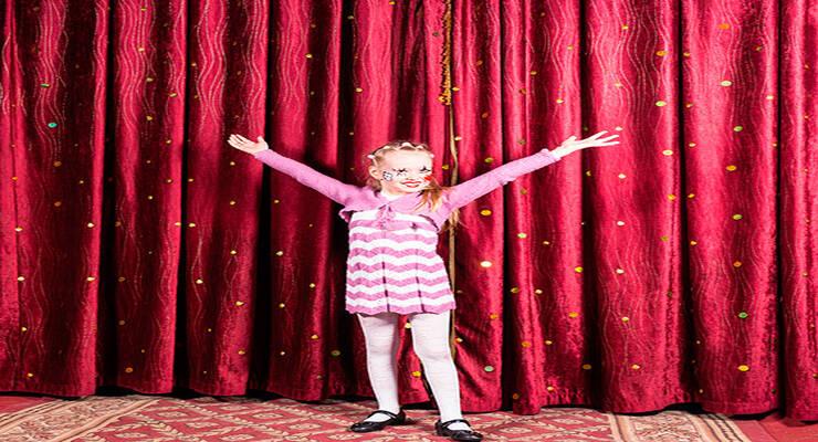 Фото к статье: Детские конкурсы: как не проиграть