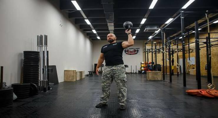 Фото к статье: Армейская подготовка: функциональный тренинг  для мужчин
