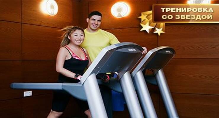 Фото к статье: Тренировка со звездой: упражнения для мышц кора Аниты Цой (ФОТО)