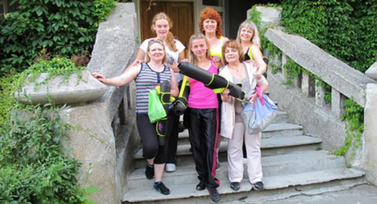 Фото к статье: Фитнес-тур «Худеем с Мариной Корпан» в Светлогорске. Начало