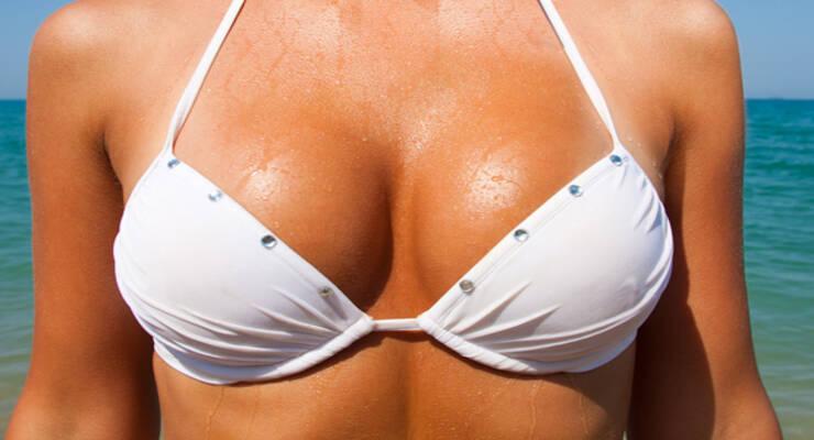 Фото к статье: Красивая грудь: секреты ухода