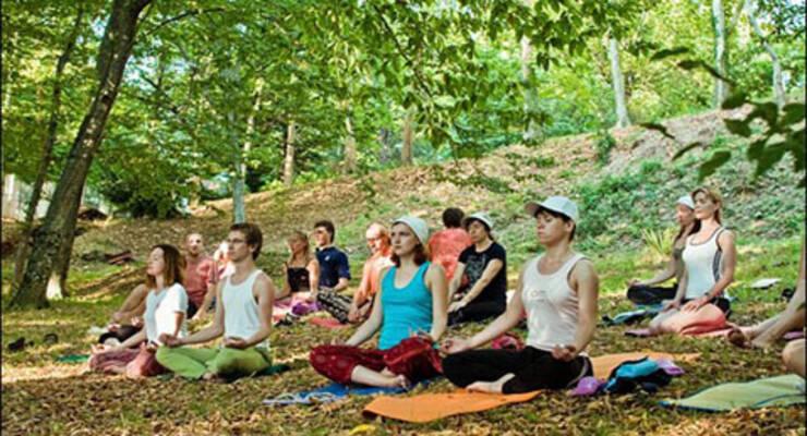 Фото к статье: Самые интересные йога-фестивали осени
