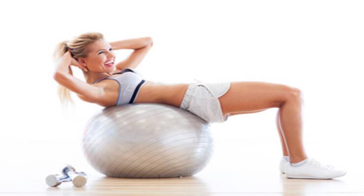 Фото к статье: Комплекс упражнений после родов для спины с Аленой Мордовиной (ФОТО)