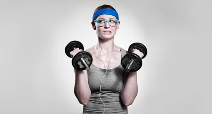 Фото к статье: Силовые тренировки: 5 ошибок