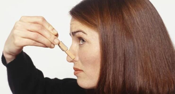 Фото к статье: Запахи, которые нас убивают