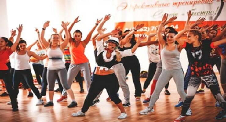 Фото к статье: Первая фитнес-олимпиада Урала в Челябинске