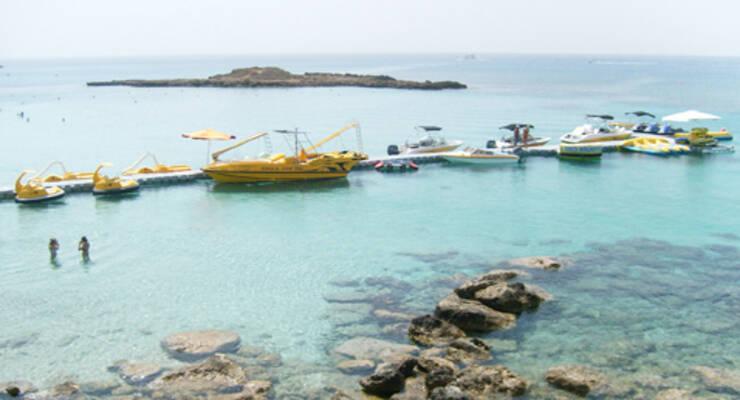 Фото к статье: Йога-тур на Кипре. Фиговая бухта и творческая чакра