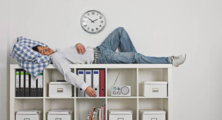 Фото к статье: Как взбодриться, если не выспался