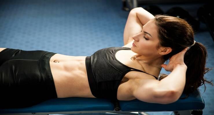Фото к статье: Как выбрать эффективные упражнения на пресс