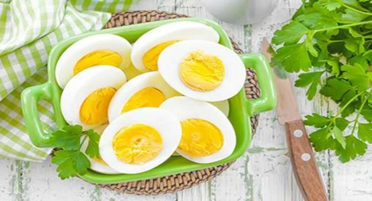 Фото к статье: После Пасхи: блюда с вареными куриными яйцами