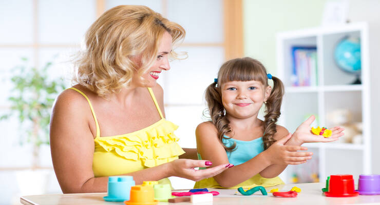 Фото к статье: Мастерим с детьми: 4 весенние идеи для творчества