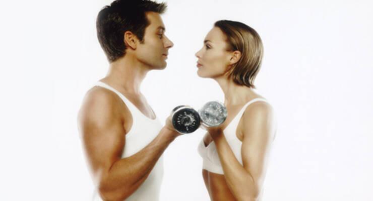 Фото к статье: Тренировка сексуальности