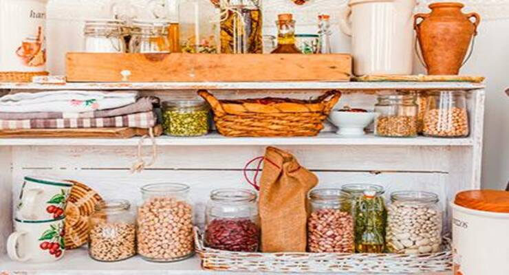 Фото к статье: Как правильно хранить продукты. Часть 2