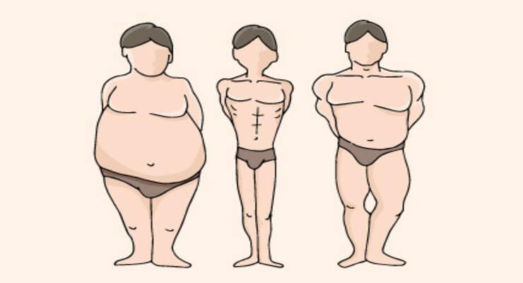 Фото к статье: Фитнес по типу телосложения: как тренироваться эктоморфу