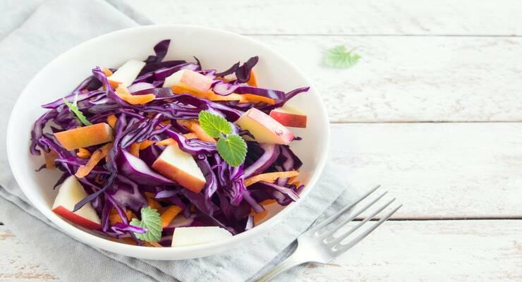 Фото к статье: Цветная, краснокочанная, кольраби: как готовить разные виды капусты. Часть 1
