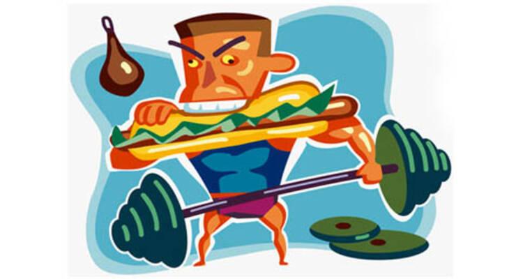 Фото к статье: Как похудеть на бутербродах
