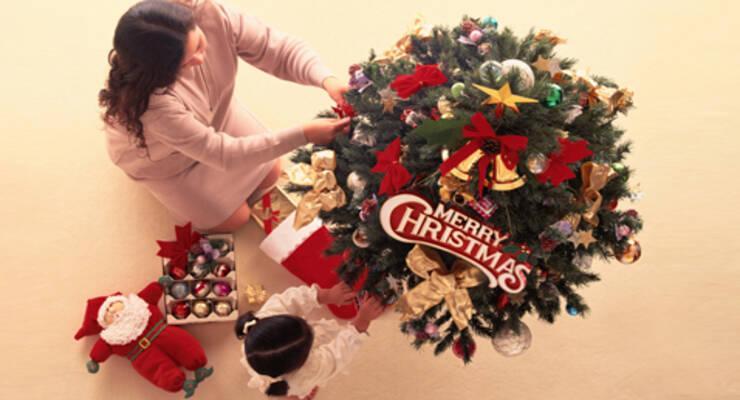 Фото к статье: Как Марина Корпан увидела Новый год глазами своего ребенка