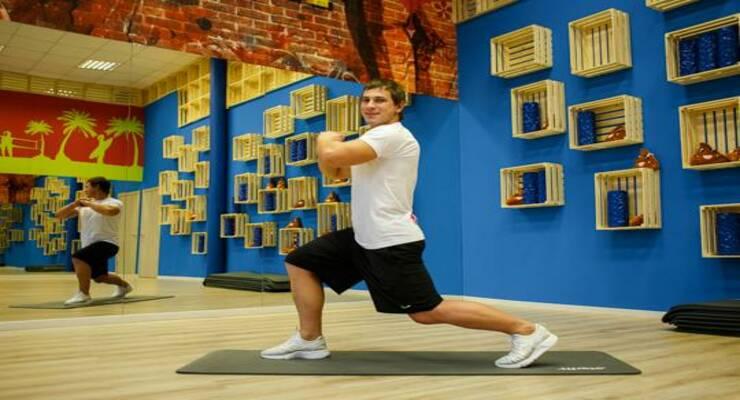 Фото к статье: Красивая мужская попа: лучшие упражнения для ягодиц