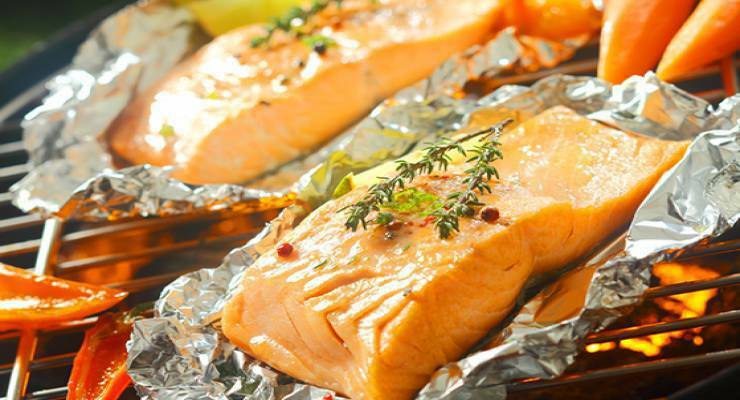 Фото к статье: Рыба на гриле: интересные рецепты шеф-поваров. Часть 2