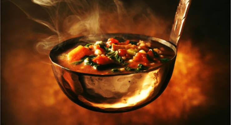 Фото к статье: «Хорошая еда». Обед для заболевшего Пятачка