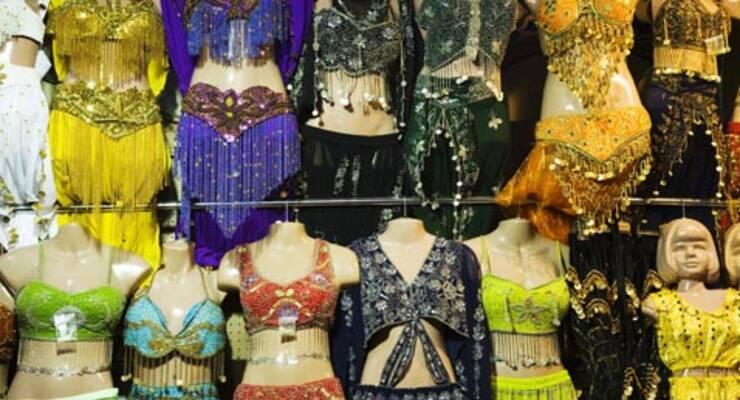 Фото к статье: Как выбрать костюм для «Танца живота»