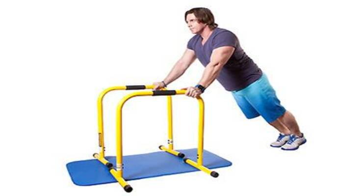 Фото к статье: Функциональная тренировка с опорами