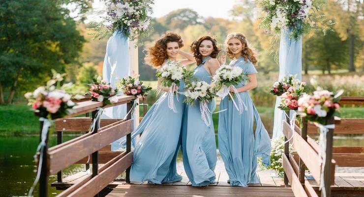 Фото к статье: Как стать идеальной подружкой невесты на свадьбе