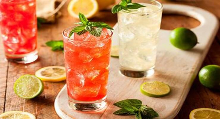 Фото к статье: Освежающие коктейли: рецепты на минеральной воде