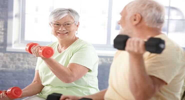 Фото к статье: Короткие тренировки продлевают жизнь