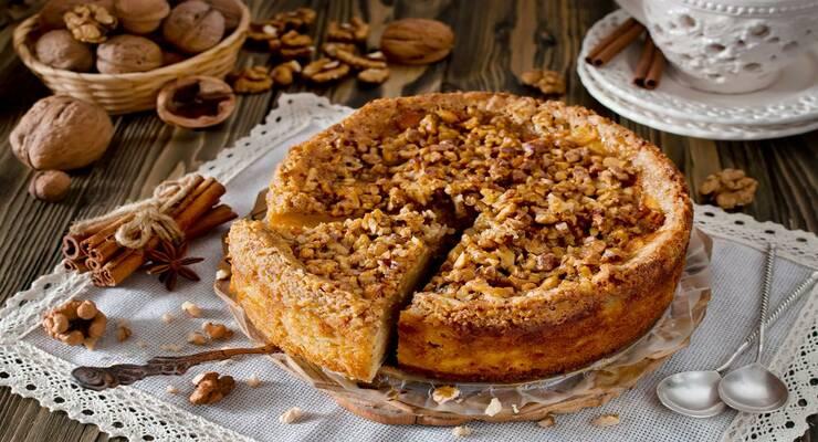 Фото к статье: Блюда с орехами: лучшие рецепты