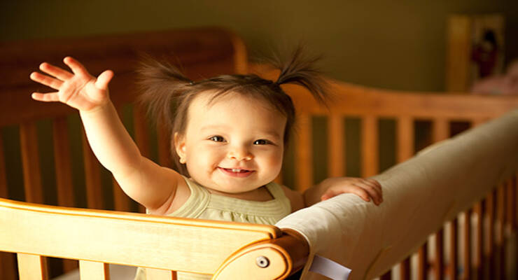 Фото к статье: Лучшая детская кроватка: как выбрать