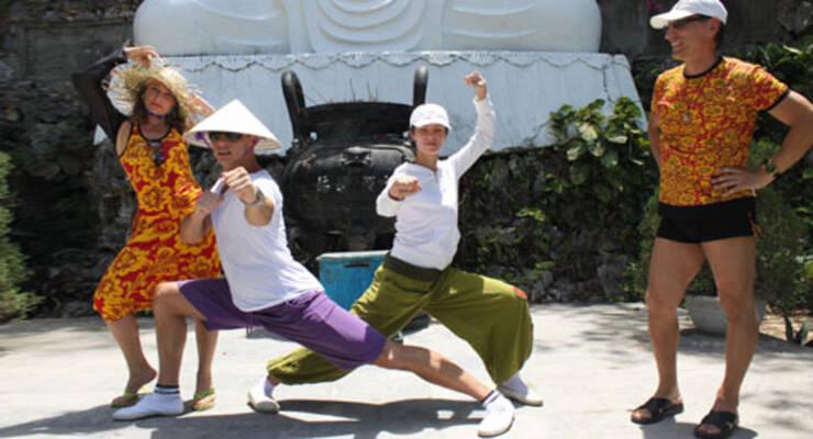 Фото к статье: Фитнес-тур «Китайская гимнастика» во Вьетнаме. Начало