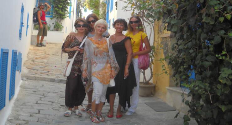 Фото к статье: Алена Мордовина о фитнес-туре в Тунисе. Финал