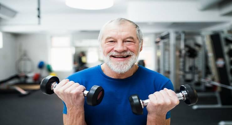 Фото к статье: Эти мощные старики: 4 пенсионера, установившие спортивные рекорды