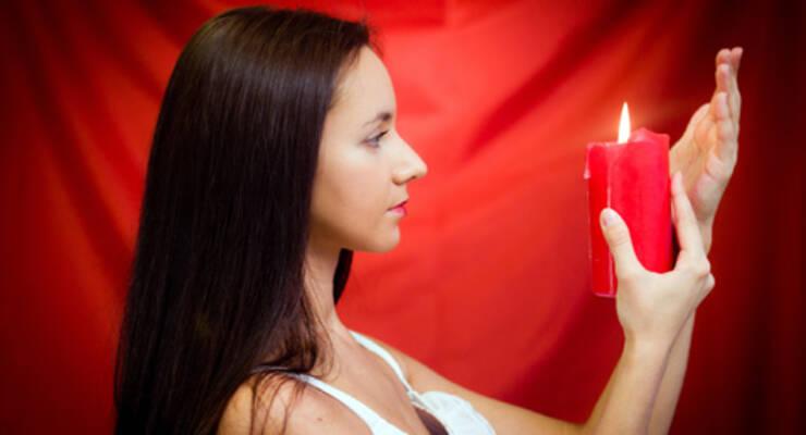 Фото к статье: Йогатерапия для глаз: тратака