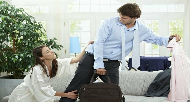 Фото к статье: Как удержать мужчину