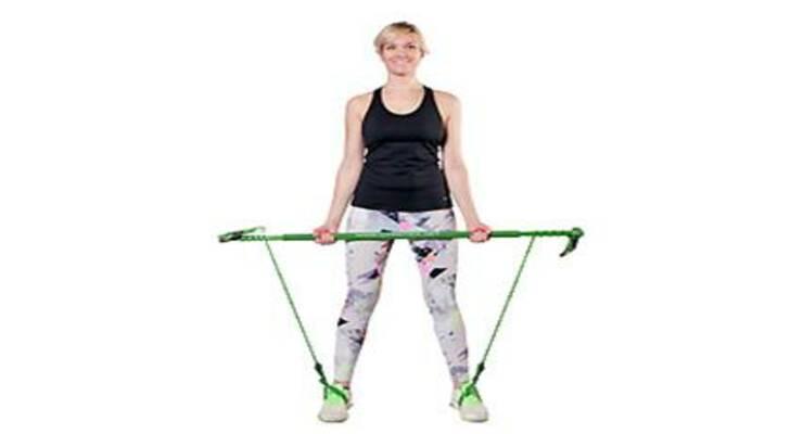 Фото к статье: Функциональная тренировка с гимнастической палкой